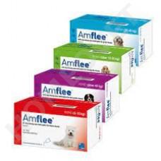 Amflee Spot-on voor honden