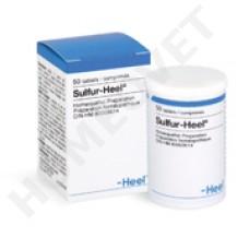 Heel Sulfur Dierhomeopathie