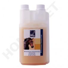 Homeovet Bronchosan Siroop voor paarden bij hoesten en slijm