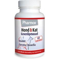 Pharmox Hond & Kat Groenlipmossel
