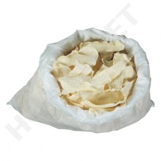 DeliSnacks kauwchips wit