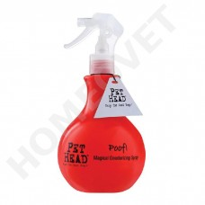 Pet Head Poof Magical Deodorizing Spray hond