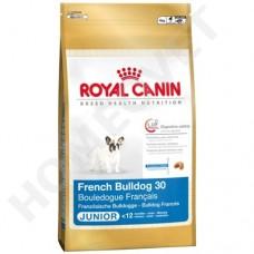 Royal Canin Breed French Bulldog Junior