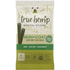 True Hemp Dental Sticks Skin and Coat